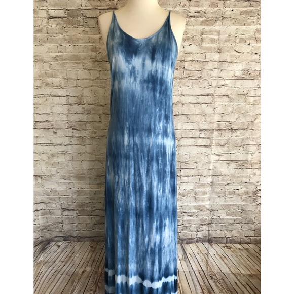 b4f31d73bd4 Billabong Dresses   Sky High Tie Dye Maxi Dress Medium   Poshmark